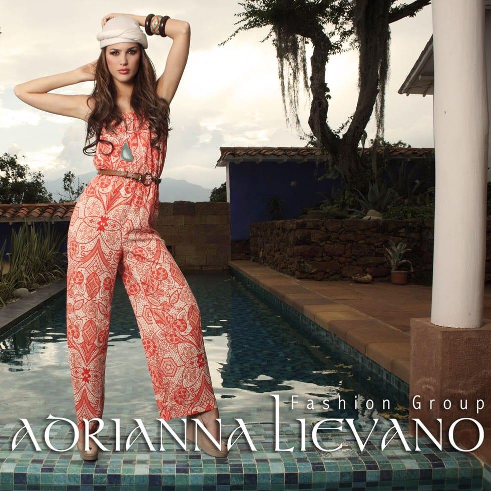 Divas Retro Adrianna Lievano 2010
