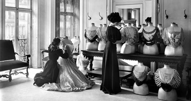 Alta costura es una marca registrada qu no hemos for Salon de la couture
