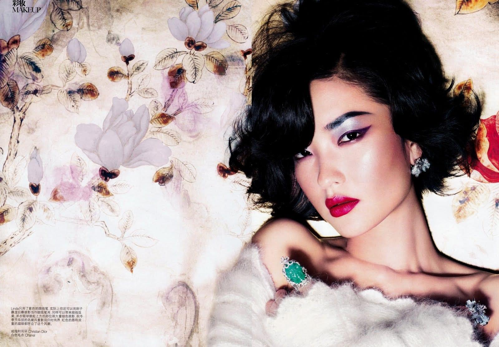 makeup trend 2014