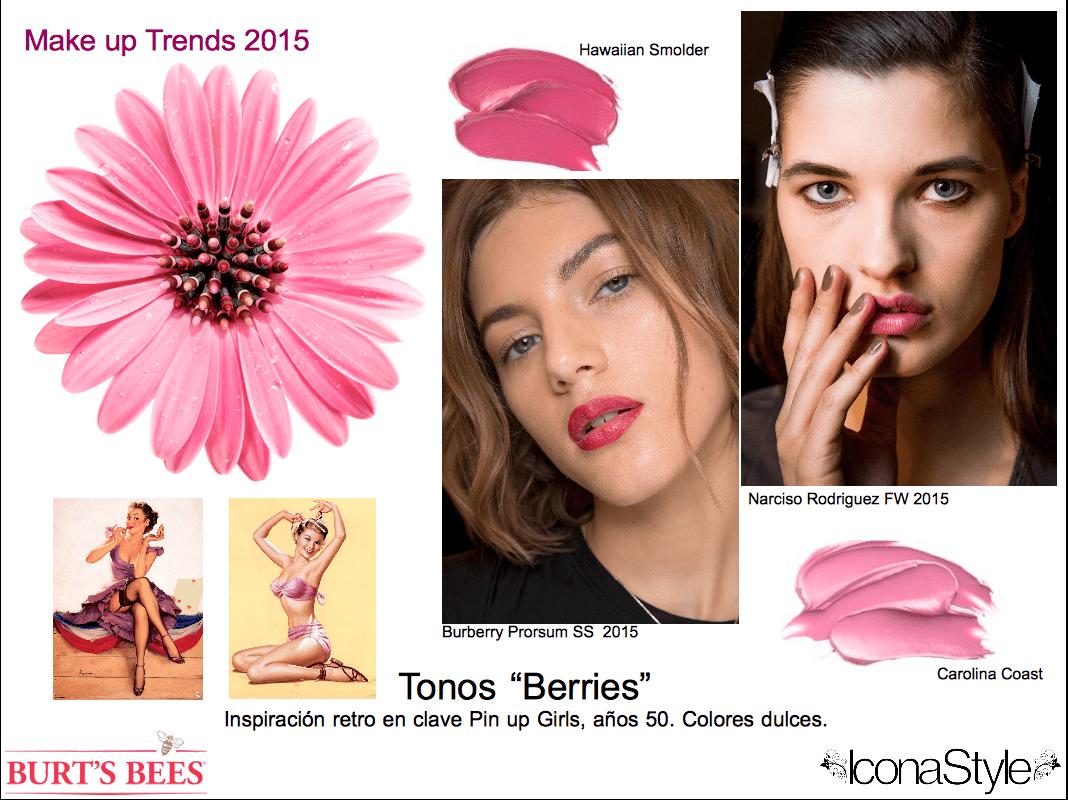 Beauty trends 2015