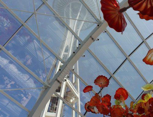 Vidrio soplado by Chihuly > Un tesoro en Seattle