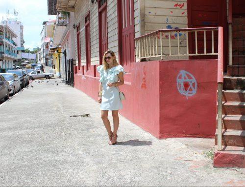 Outfit post al ritmo de la salsa de Rubén Blades