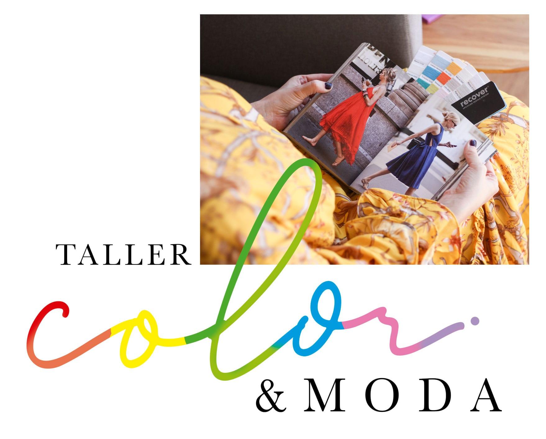 TALLER COLOR Y MODA